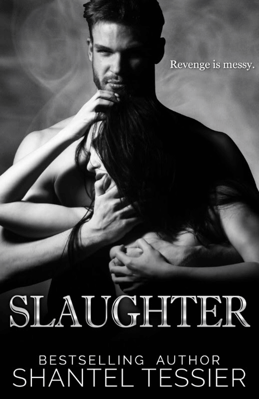 Release Day Blitz * Slaughter by Shantel Tessier * Blog Tour * Excerpt  * Book Review
