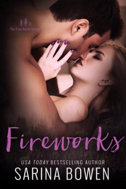 Fireworks by Sarina Bowen * NYE Book Recommendation *