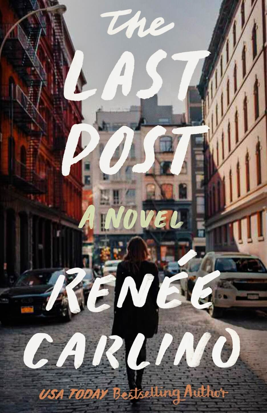 Cover Reveal * The Last Post by Renee Carlino * Coming August 20th * PreOrder Now