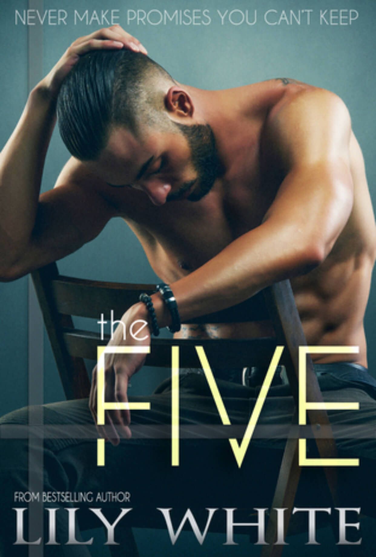 Release Blitz * The Five by Lily White * 5 Star Book Review * Blog Tour * Giveaway * Excerpt