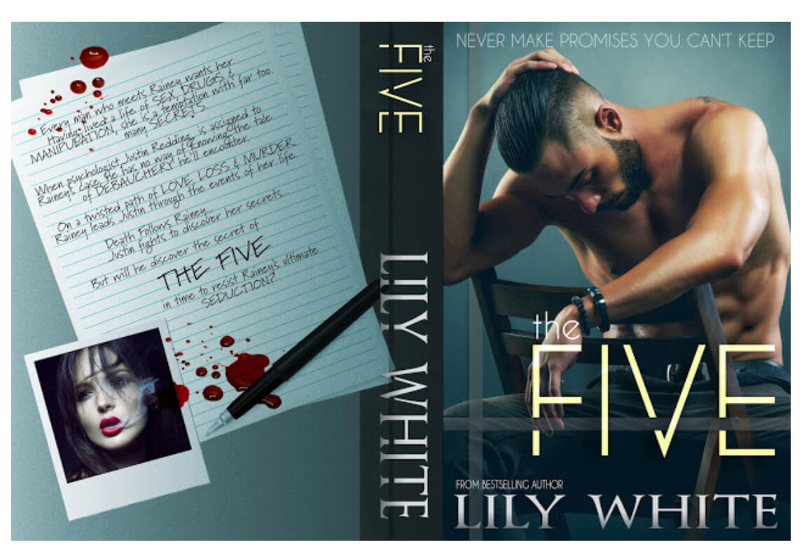 Cover Reveal * The Five by Lily White * Excerpt * Releasing March 20th *