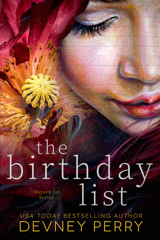 The Birthday List by Devney Perry