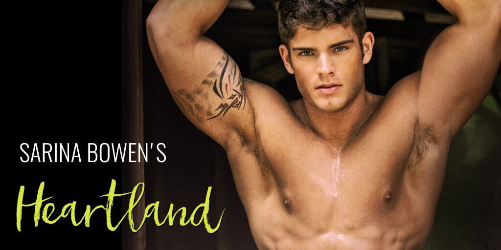 Heartland (True North #7) by Sarina Bowen * New Release * Book Review * Excerpt