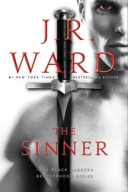 Blog Tour * The Sinner (Black Dagger Brotherhood book 17) by JR Ward * Available Now