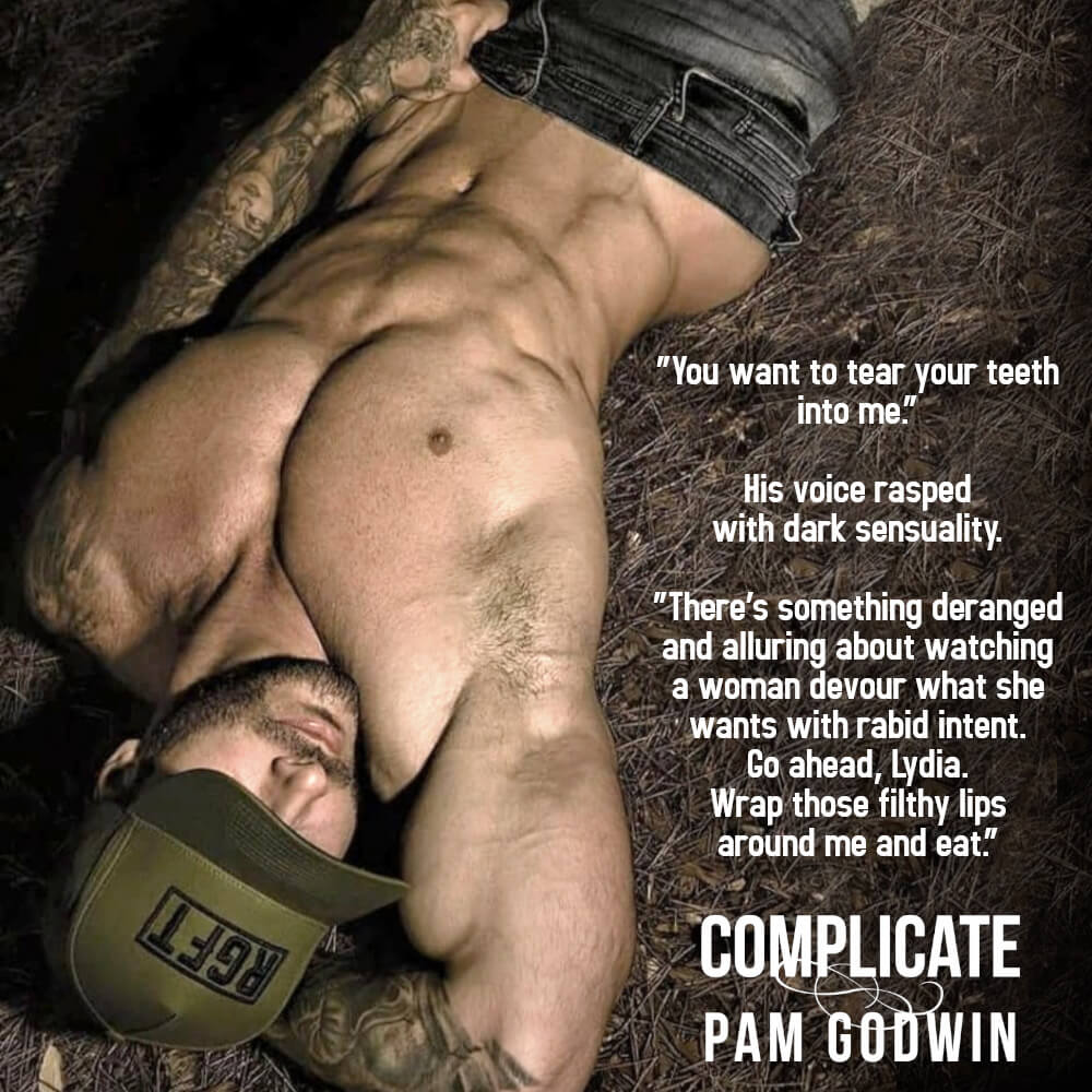 Release Day Blitz * Complicate (Deliver series #9) by Pam Godwin * Book Review * Blog Tour * Available Now