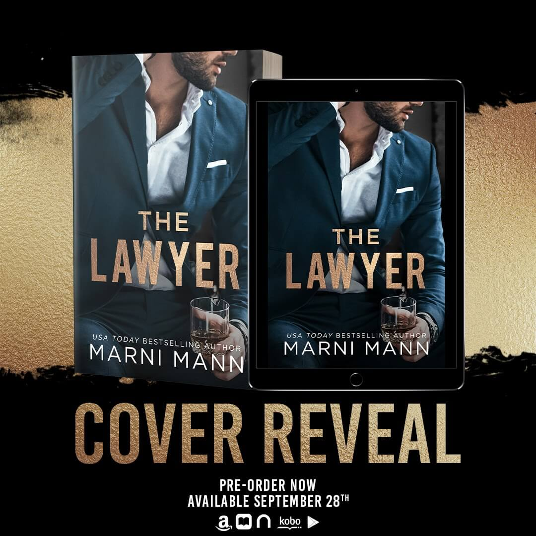 ? Cover Reveal ? The Lawyer by Marni Mann ? Releasing September 28th ?