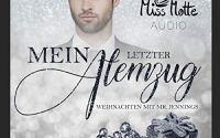 Cover: Mein letzter Atemzug – Weihnachten mit Mr. Jennings (Freya Miles) | Hörbuch