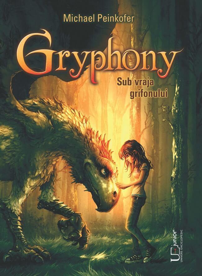 Gryphony. Sub vraja grifonului de Michael Peinkofer-recenzie