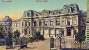 De la Palatul Domnesc de pe Podul Mogoșoaiei la Palatul Regal