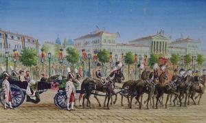 De la Palatul Domnesc de pe Podul Mogoșoaiei la Palatul Regal de pe Calea Victoriei de Gabriel Badea-Păun