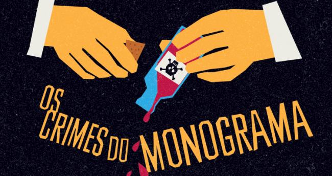 Resultado de imagem para os crimes do monograma