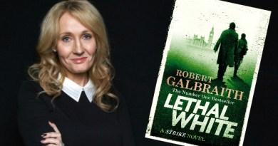 Novo romance policial de JK Rowling ganha capa e data de lançamento