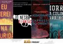 BOOK FRIDAY | Até 80% off em livros de crime, mistério e terror