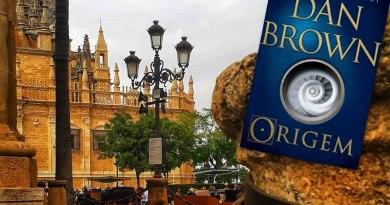 A catedral de Sevilha é um dos cenários de Origem, suspense de Dan Brown