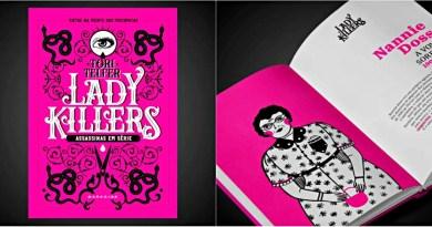 Darkside Books lança livro sobre assassinas em série