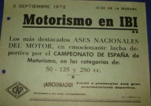 Campeonato de España Ibi motos