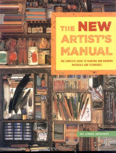 "I love this ""New Artist's Manual"" - it is thick, colorful, and inspiring. It covers basic information on a lot of different art techniques. Awesome book!"