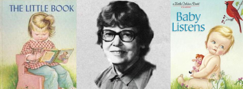 The Story of Eloise Wilkin – Illustrator of Little Golden Books
