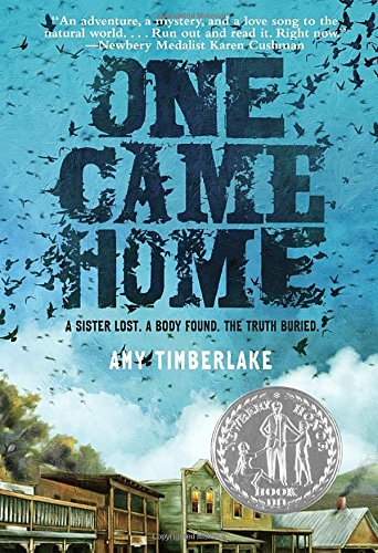 One Came Home - a mystery about children in Wisconsin