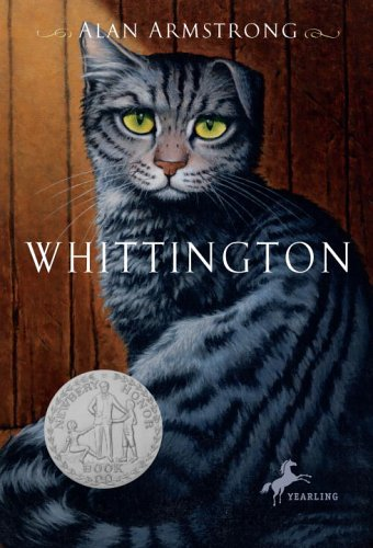 Whittington, a story-telling can - Newbery Honor Book