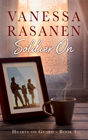 Soldier On by Vanessa Rasanen