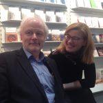 Interview: Hans Frieden, Buchhandelsvertreter