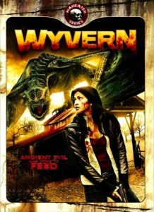 "Poster for the movie ""Wyvern"""