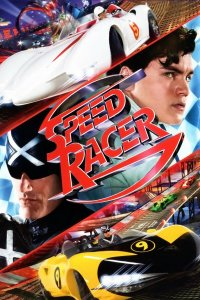 "Poster for the movie ""Speed Racer"""