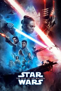 "Poster for the movie ""Star Wars: The Rise of Skywalker"""