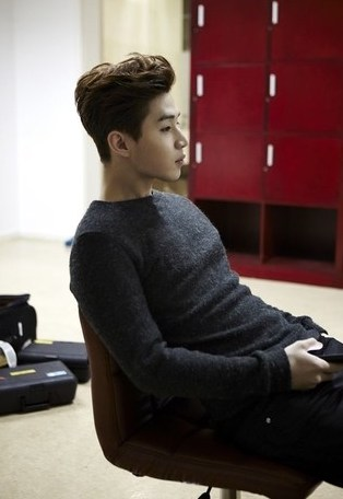 Mom, I Think I Might be Crushing on A Korean Artist Named Henry Lau!