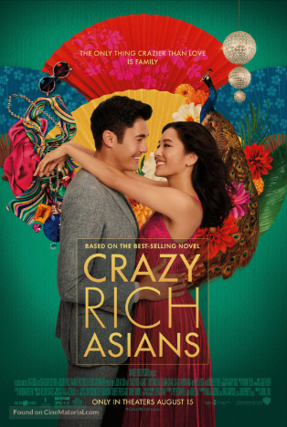 Movie Review : Crazy Rich Asians –– Why It Deserves All The Hype