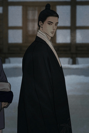 Manhwa Quotes Galore : Painter of the Night (야화첩) by Byeonduck