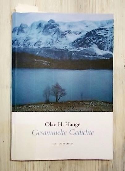 Olav H. Hauge: Gesammelte Gedichte Edition Rugerup