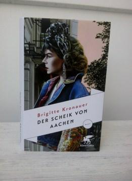 Brigitte Kronauer: Der Scheik von Aachen