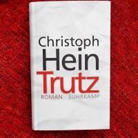 Christoph Hein: Trutz Suhrkamp Verlag
