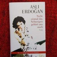 Asli Erdoğan: Nicht einmal das Schweigen gehört uns noch Knaus Verlag