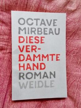 Octave Mirbeau: Diese verdammte Hand