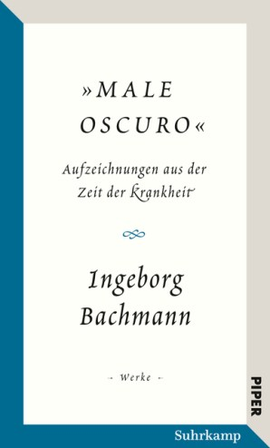 Ingeborg Bachmann_Male Oscuro Cover 17