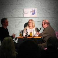 """Hörbahn on Stage: Rena Dumont liest aus ihrem Roman """"Der Duft meines Vaters"""" und erzählt von ihrem Schreiben"""