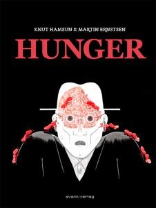 Knut Hamsun - Hunger Graphic Novel