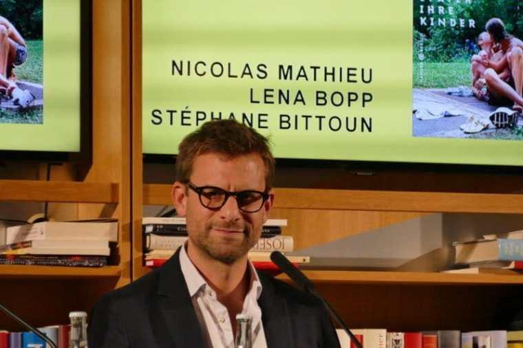 Nicolas Mathieu