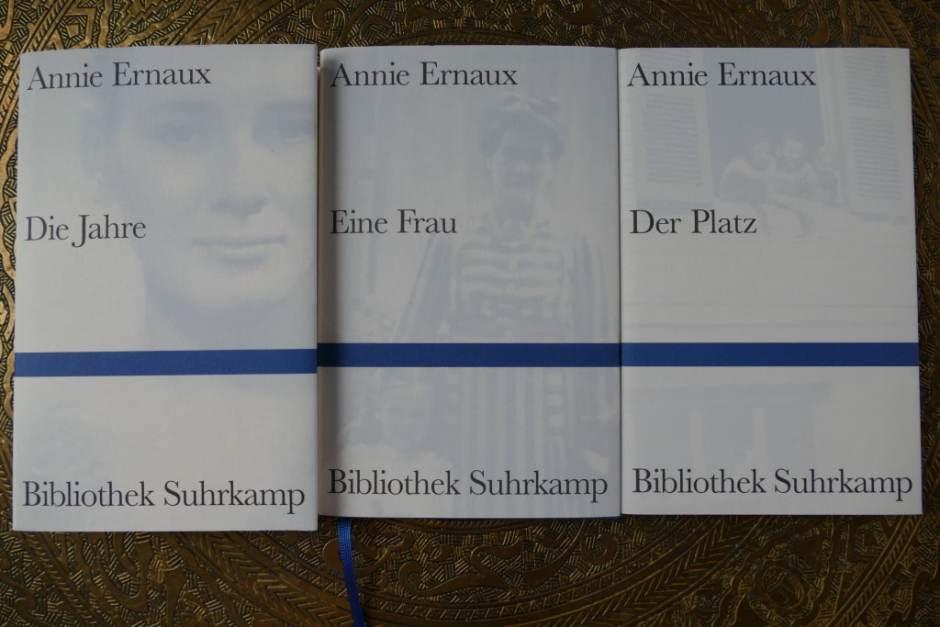 Annie Ernaux - Eine Frau