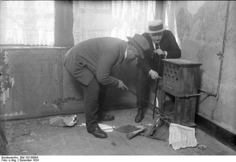 Zimmer Fritz Haarmann