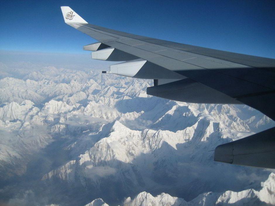Himalaya-Flug