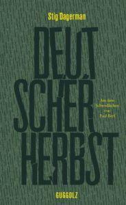 Stig Daerman - Deutscher Herbst