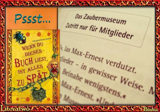Pseudonymous Bosch - Zaubermuseum