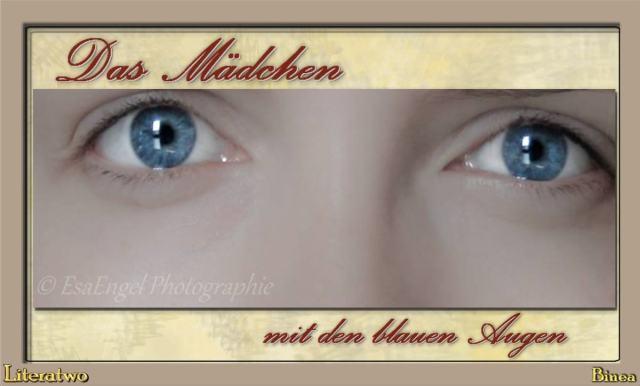 Das Mädchen mit den blauen Augen - Lylie