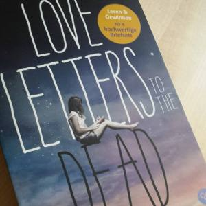 Love Letters to the Dead ~ Ava Dellaira