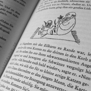 Drei Männer im Schnee ~ Erich Kästner