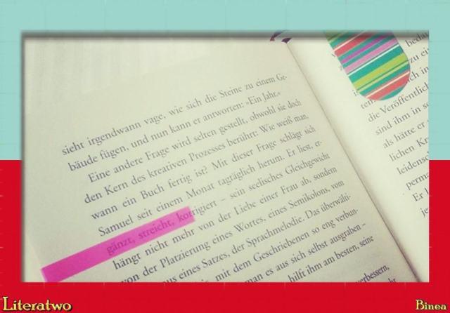 Literatwo: Die Gierigen ~ Karine Tul ~ Blick ins Buch